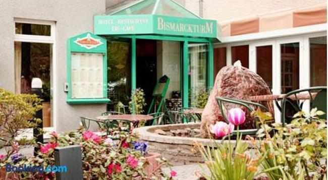 Hotel Restaurant Bismarckturm - 亞琛 - 建築