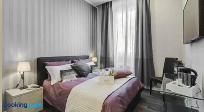Hanky Suite - 羅馬 - 臥室
