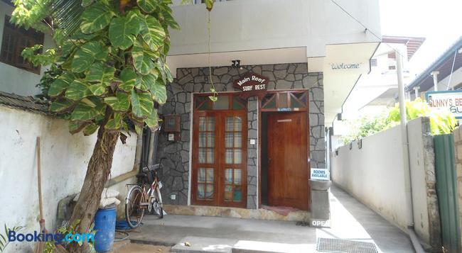 Main Reef Surf Hotel - 高爾 - 建築