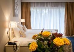第一歐式酒店 - 布魯塞爾 - 臥室