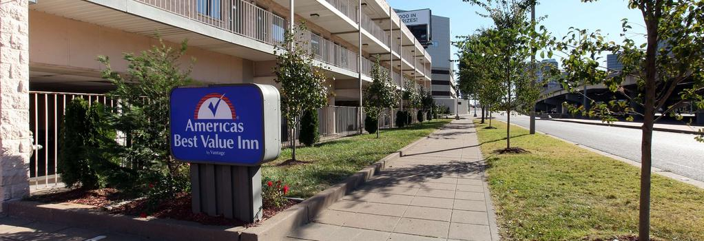 Americas Best Value Inn-St. Louis / Downtown - 聖路易斯 - 建築