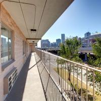 Americas Best Value Inn-St. Louis / Downtown Balcony City View