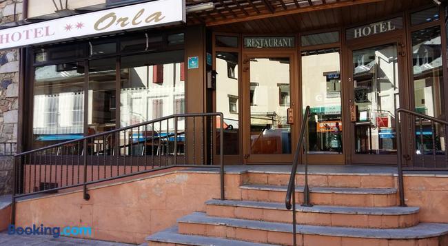Hotel Orla - 維耶拉 - 建築