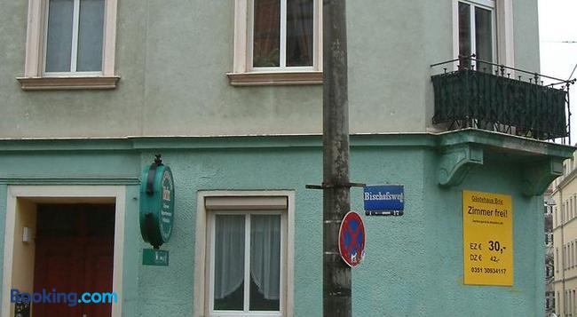 Pension Olé - 德累斯頓 - 建築
