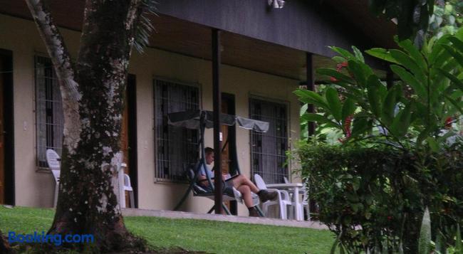 La Purruja Lodge - Golfito - 建築