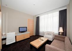 廣州卡麗皇家金煦酒店 - 廣州 - 臥室