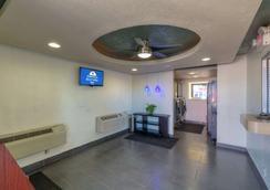 阿馬里洛機場/格蘭街美洲最佳價值旅館 - 阿馬里洛 - 大廳