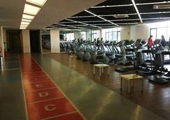 Shanghai Manhattan Hotel Minhang - 上海 - 健身房