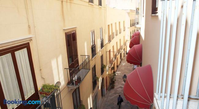 B&B Via Barone Sieri Pepoli - 特拉帕尼 - 建築