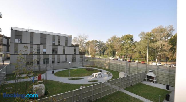 Indigo Bundek - 薩格勒布 - 建築