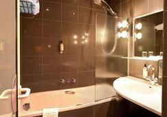 大都會貝斯特韋斯特優質酒店酒店 - 史特拉斯堡 - 浴室