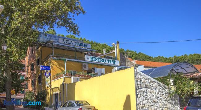 Vila Marija - 斯克拉丁 - 建築