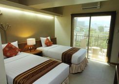 皇冠麗晶拉莫斯塔城市酒店 - 宿務 - 臥室