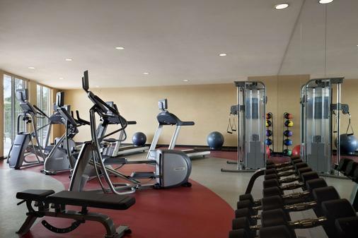 邁阿密機場- 藍礁湖坎布里亞套房酒店 - 邁阿密 - 健身房