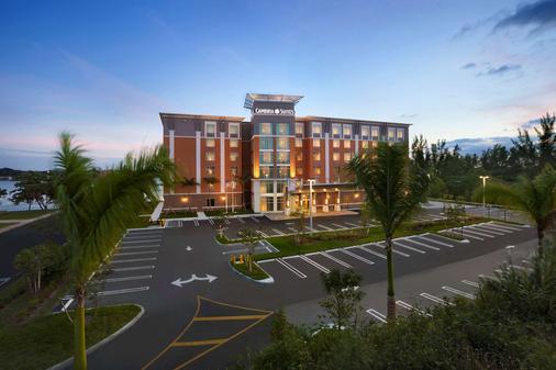 邁阿密機場坎布里亞飯店 - 藍礁湖 - 邁阿密 - 建築