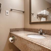 Best Western Dunkirk & Fredonia Inn Guest Bathroom