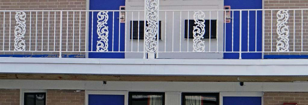 Motel 6 Baltimore City - Baltimore - 建築
