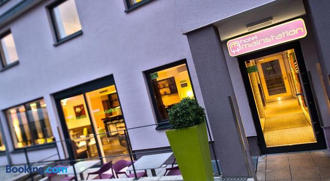 Hotel Mainstation - 法蘭克福 - 建築