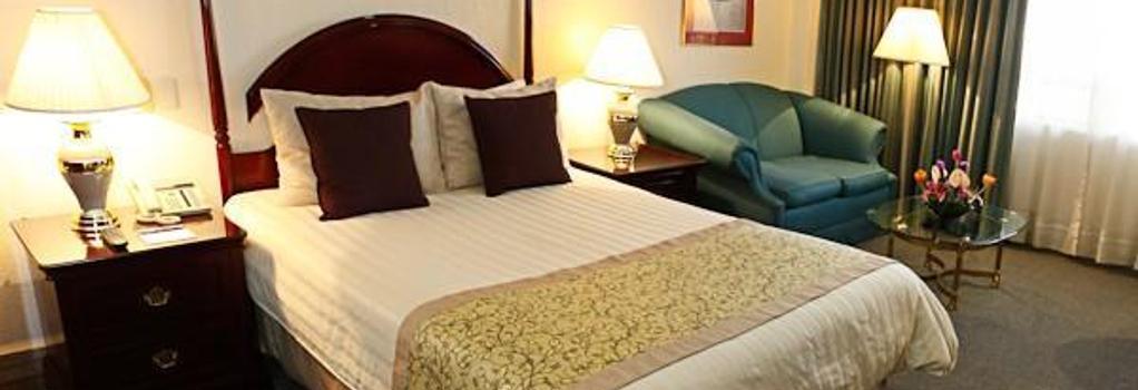Hotel Pedregal Palace - 墨西哥城 - 臥室