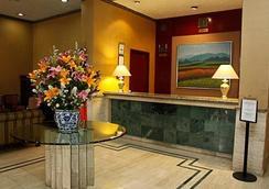 佩德雷加爾皇宮酒店 - 墨西哥城 - 大廳