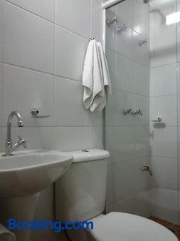 Lumo Domo Praça da Árvore - 聖保羅 - 浴室
