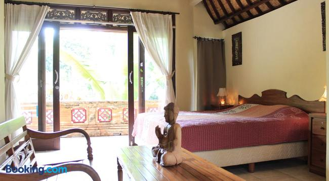 Bali Asli Lodge - 烏布 - 臥室