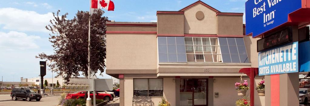 Canadas Best Value Inn - 多倫多 - 建築