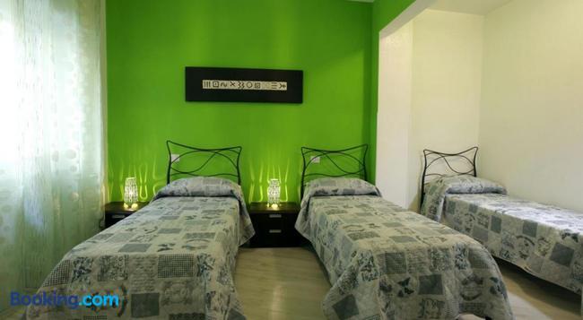 Appartamenti Romatour - 羅馬 - 臥室