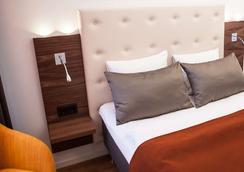 河首酒店C - 卡爾斯塔德 - 臥室