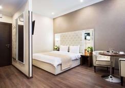 精品公寓酒店 - 基輔 - 臥室