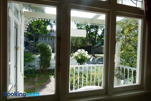 胡椒樹住宿加早餐旅館 - 納爾遜 - 陽台