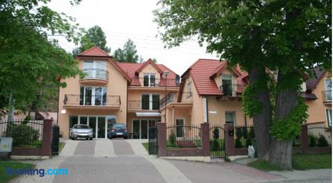 Villa Gdansk - Gdańsk - 建築