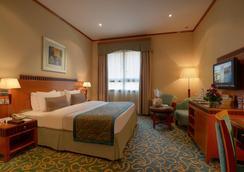金色鬱金香阿爾巴沙酒店 - 杜拜 - 臥室