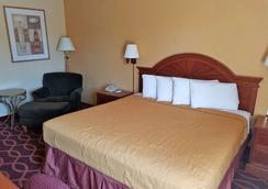 埃文斯維爾東美洲最佳價值旅館 - 埃文斯維爾 - 臥室
