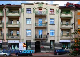 特卡托維茲中心旅館