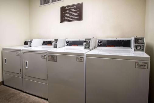 邁阿密機場住宿酒店 - Miami Springs - 洗衣設備