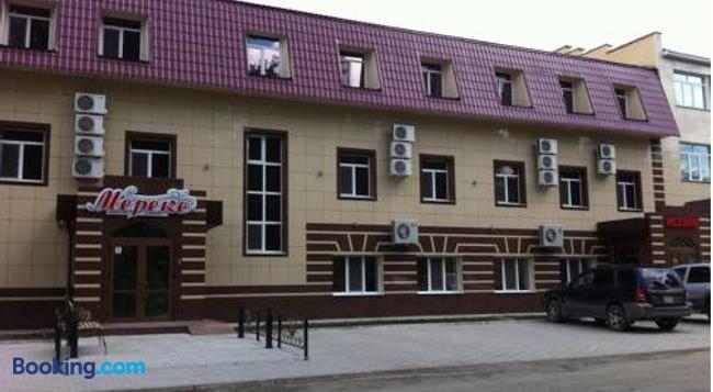 Mereke Hotel - 烏斯卡門諾 - 建築