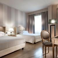 Hotel Ambasciatori Guest room