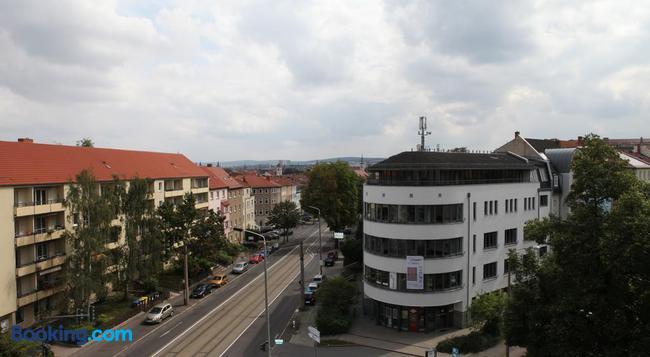 Hotel Alt-Erfurt - 愛爾福特 - 建築