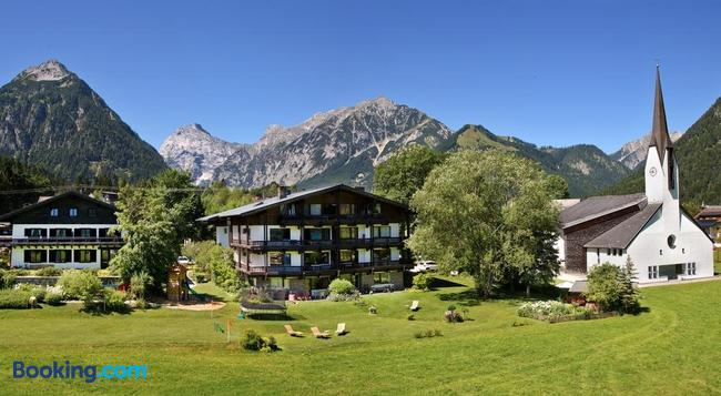 All Suite Hotel Garni Leithner - Pertisau - 建築