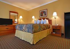 基林美國最佳價值汽車旅館 - Killeen - 臥室