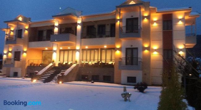 Filoxenia Hotel - 約阿尼納 - 建築