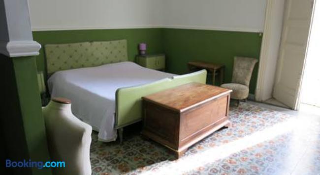 Maison Decò - 卡塔尼亞 - 臥室