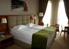 城市酒店 - 基輔 - 臥室