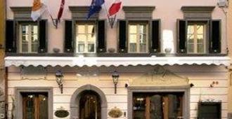 瑞萊代菲奧里迪莫拉德艾博加住宿加早餐旅館 - 比薩 - 建築