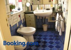 阿爾蓬住宿加早餐旅館 - 那不勒斯/拿坡里 - 浴室