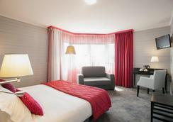 貝斯維斯特阿爾格魯內申酒店 - 巴黎 - 臥室
