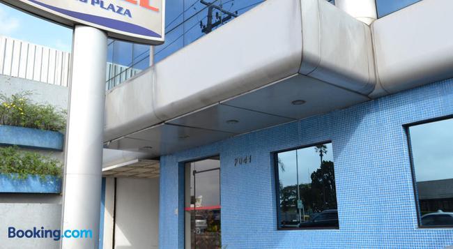 Aero Plaza Hotel - 聖保羅 - 建築