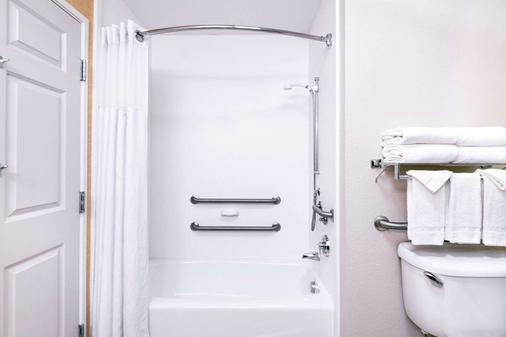 丹佛國際機場溫德姆貝蒙特飯店 - 丹佛 - 浴室