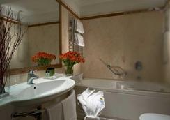 戴伯爾格洛尼酒店 - 羅馬 - 浴室